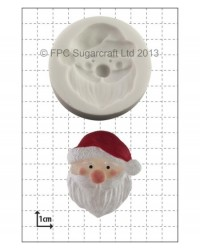 image: Santa - Father Christmas silicone mould