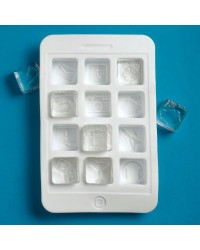 image: iApp silicone mould (for smart phones cell phones & tablet cakes