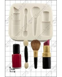 image: Makeup silicone mould (lipstick nail polish etc)