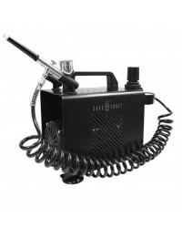 image: Airbrush compressor kit Professional
