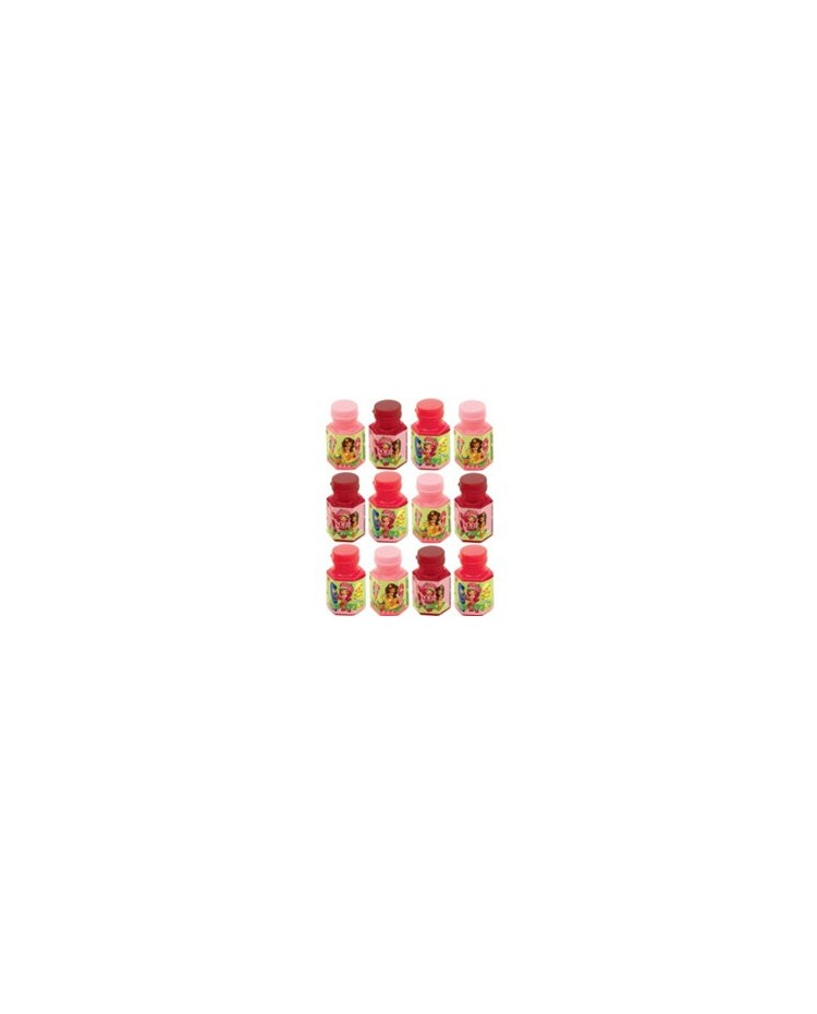 image: Strawberry shortcake pack of 12 party bubbles