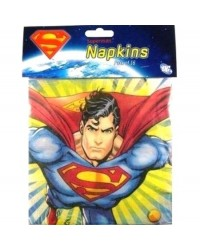 image: Superman party napkins (16) #2
