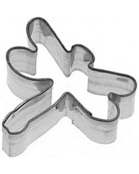 image: Mini Dragonfly cookie cutter stainless steel