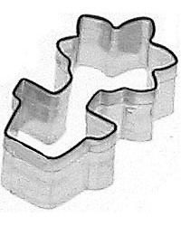 image: Mini Flower pot cookie cutter stainless steel