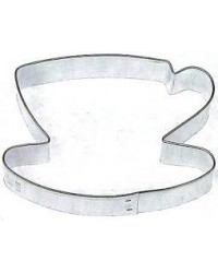 image: Mini Tea cup cookie cutter