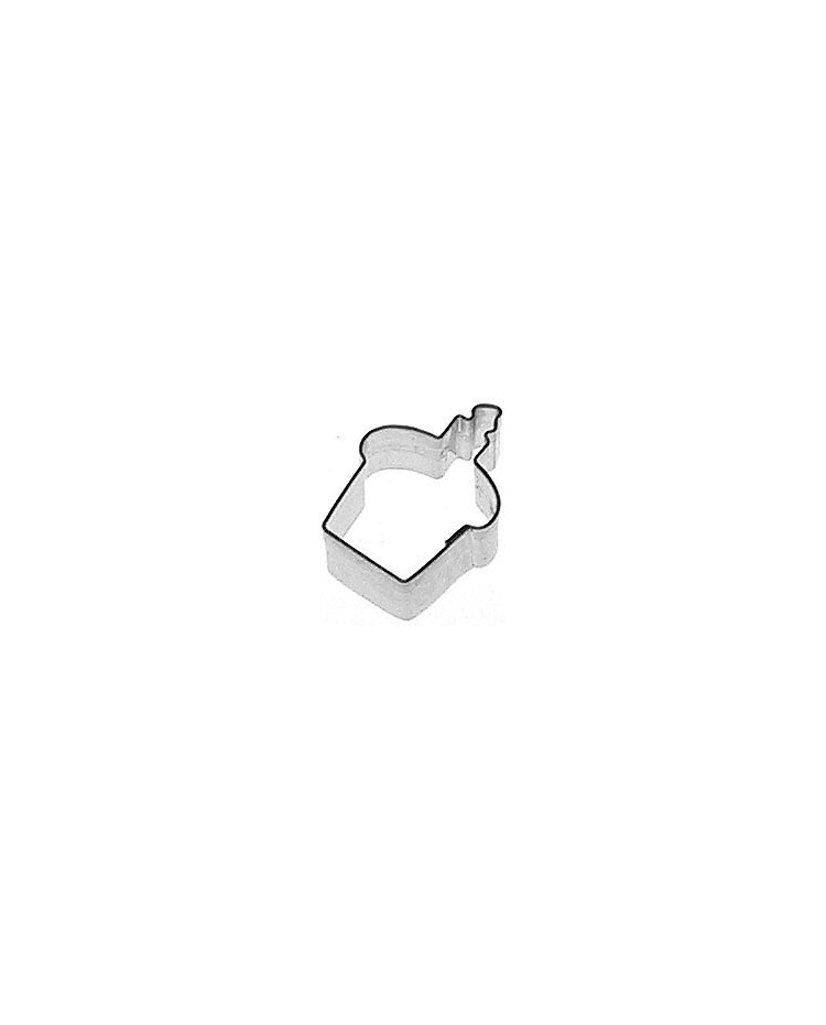 image: Mini Cupcake cookie cutter stainless steel