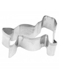 image: Mini Mermaid cookie cutter stainless steel
