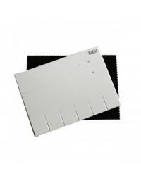 image: Excel rolling board with grooves for wires