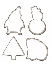 image: Cupcake Cutie cutters - Winter / Christmas