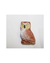 image: Owl - large silicone mould