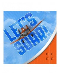 image: Disney Planes party beverage napkin (16)