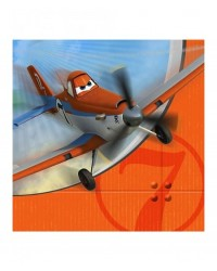 image: Disney Planes party luncheon napkin (16)