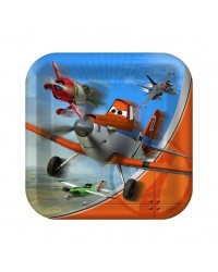 image: Disney Planes party dinner plates (8)