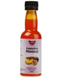 image: Passionfruit Flavacol 50ml (colouring & flavouring)