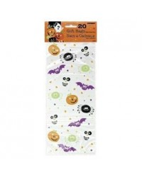 image: Spooky Smiles Halloween cello bags (20)