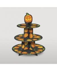 image: Halloween cupcake stand (holds 24)