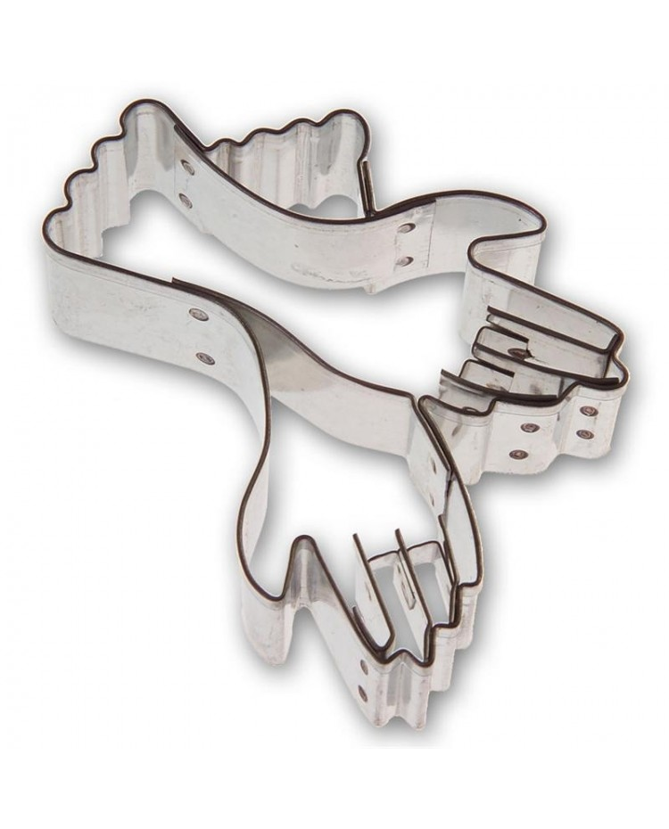 image: Gloves fondant or cookie cutter