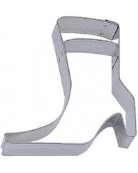 image: High heel boot coookie cutter