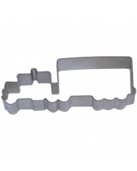 image: Big Rig semi truck cookie cutter