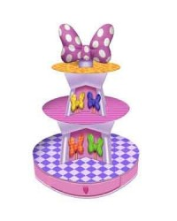 image: Minnie Mouse Dream party cupcake stand