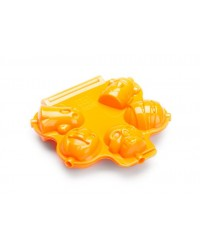 image: Cake pop press mould Halloween monsters