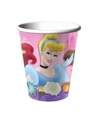 image: Disney Princess party cups (8) #2