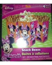 image: Minnie Mouse snack or treat boxes (4)