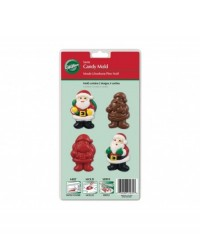 image: Santa chocolate mould Wilton