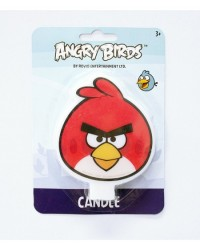 image: Angry Birds flat candle