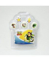 image: Toy Story 5 candle pick set