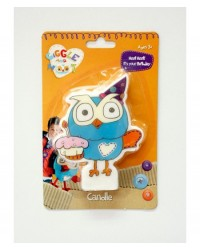 image: Hoot the owl - Giggle & Hoot candle