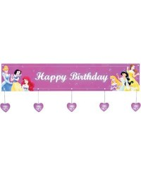 image: Disney Princess party banner #2