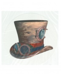 image: Edible Image - Steampunk hat