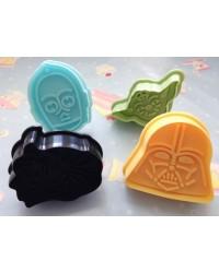 image: Star Wars plunger ejector cutters set 4