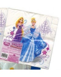 image: Disney Princess Tangled & Cinderella napkins (20)