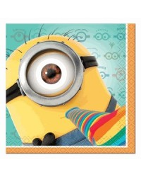 image: Despicable Me Minions beverage napkins (16)