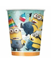 image: Despicable Me Minions party cups (8)