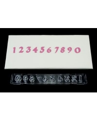image: Gothic Numbers Clikstix Number cutter