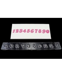 image: Candi Numbers Clikstix Number Cutter