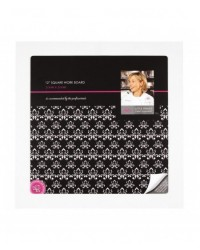 "image: 12"" square clear acrylic workboard (great for ganache)"