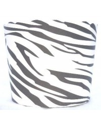image: Zebra safari jungle straight sided cupcake papers baking cups