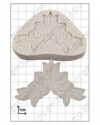image: Mia lace silicone mould