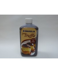 image: Chocolate truffle Bakels 1kg (like ganache for drip cakes)