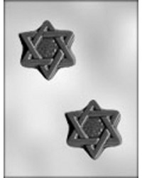 image: Jewish mini chocolate mould Star of David