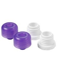 image: Candy Melts Cap & Coupler Set, 2 Sets