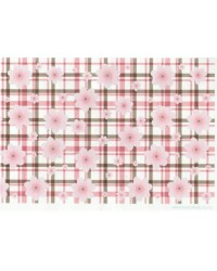 image: Wafer paper sheet Cherry Blossom TWEED