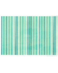 image: Wafer paper sheet Pastel green stripes