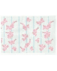 image: Wafer paper sheet Cherry Blossom BUNCHES