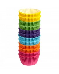 image: Wilton Rainbow Brights 300 pack standard cupcake papers