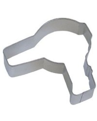image: Hair Dryer cookie cutter